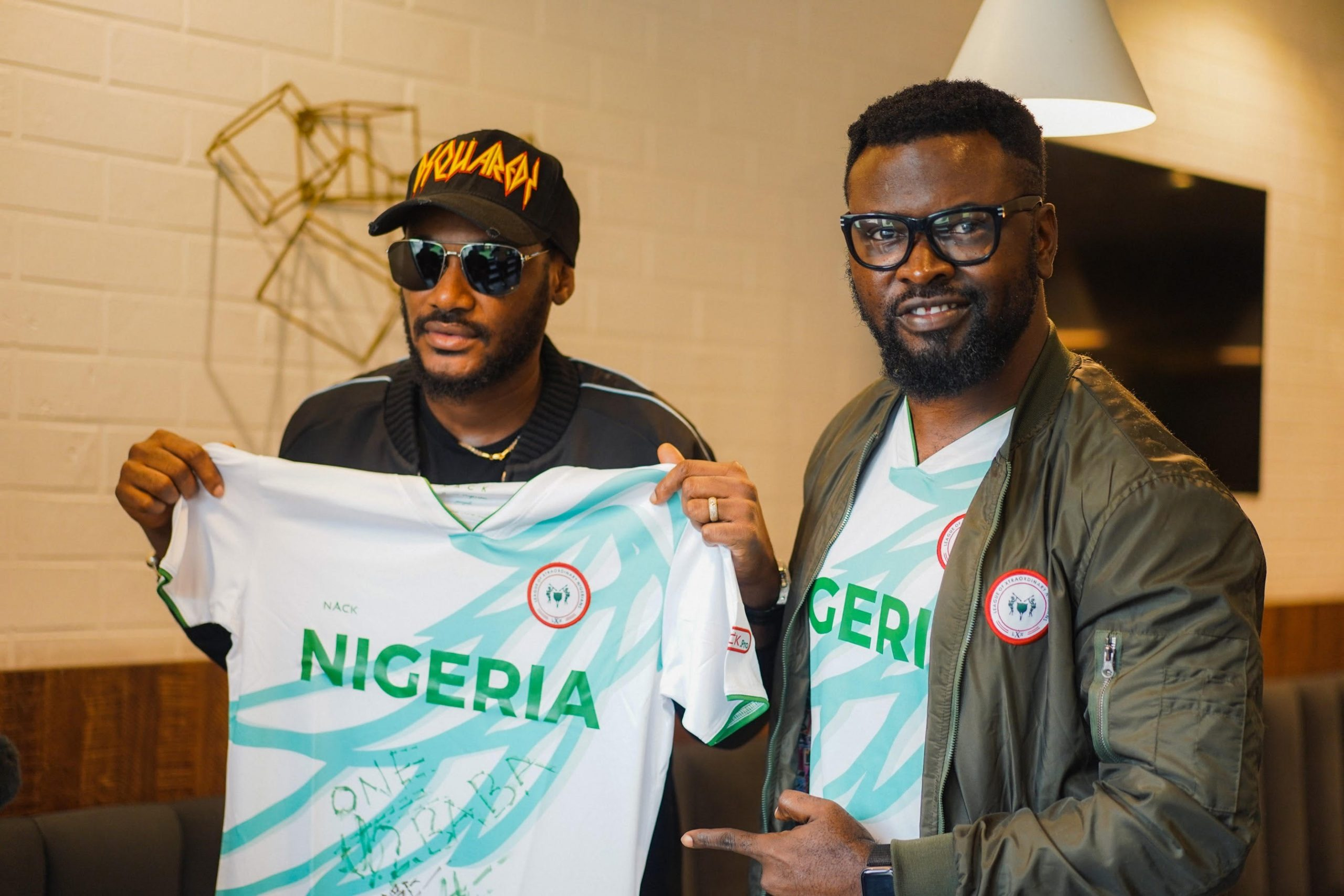 2Face joins NACK